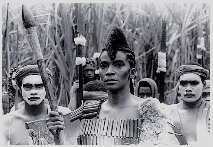Zezé Motta em Quilombo