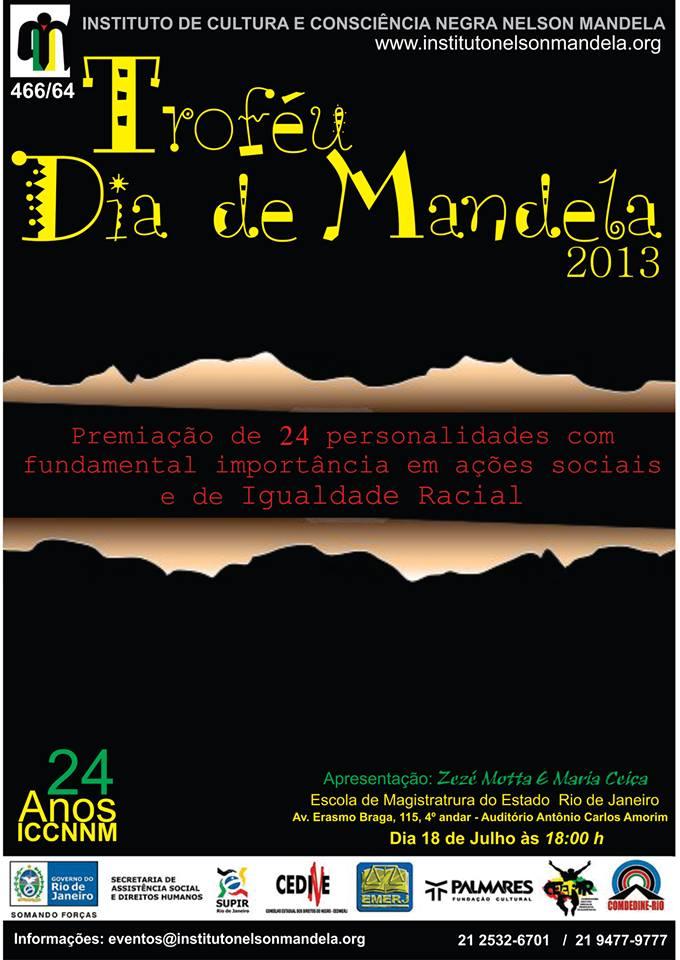 95 anos de Mandela