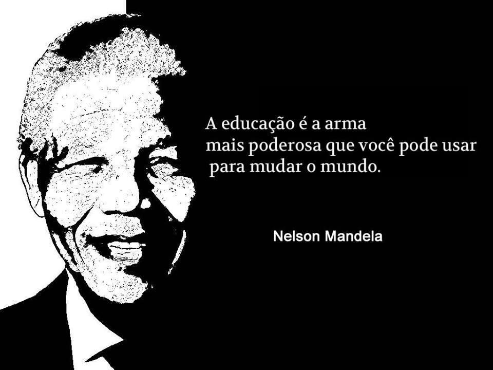 95 anos de Mandela! Salve