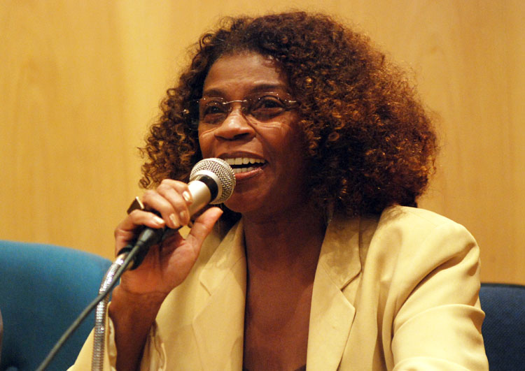Zezé Motta atriz Negra