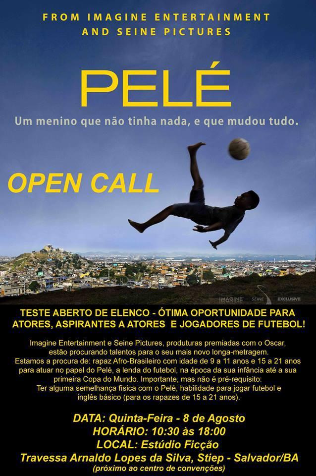 Casting - Pelé