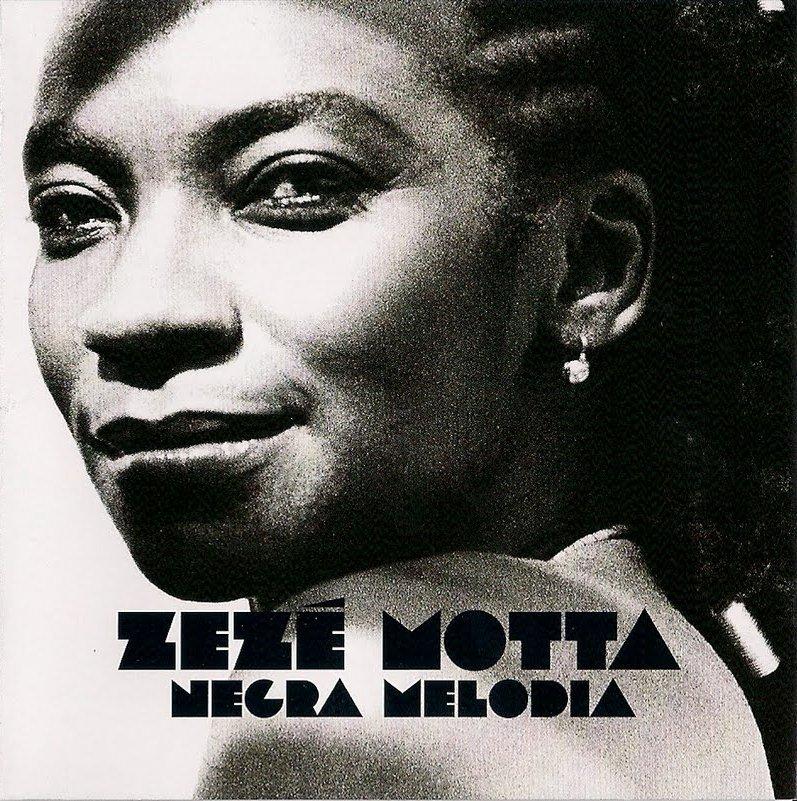 Zezé Motta Poa em Cena - Negra Melodia