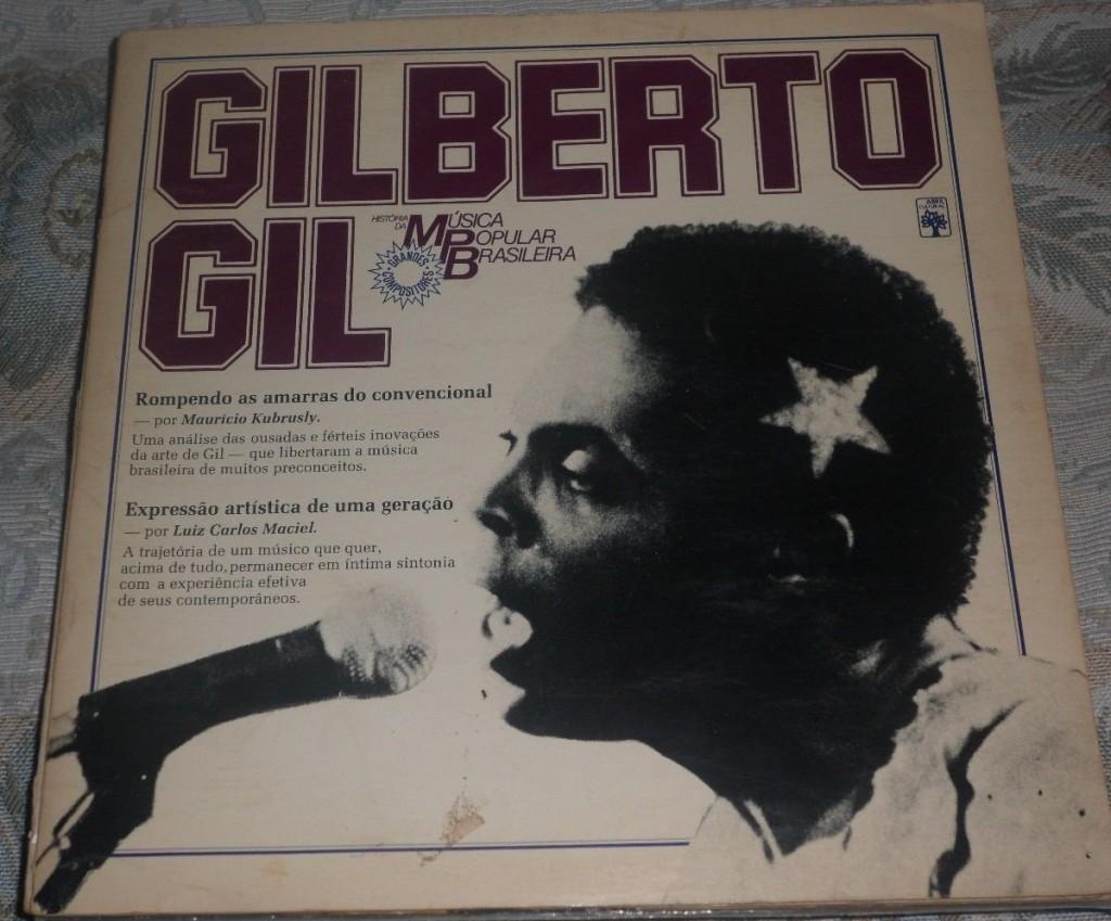 Zezé Motta e Gilberto Gil LP