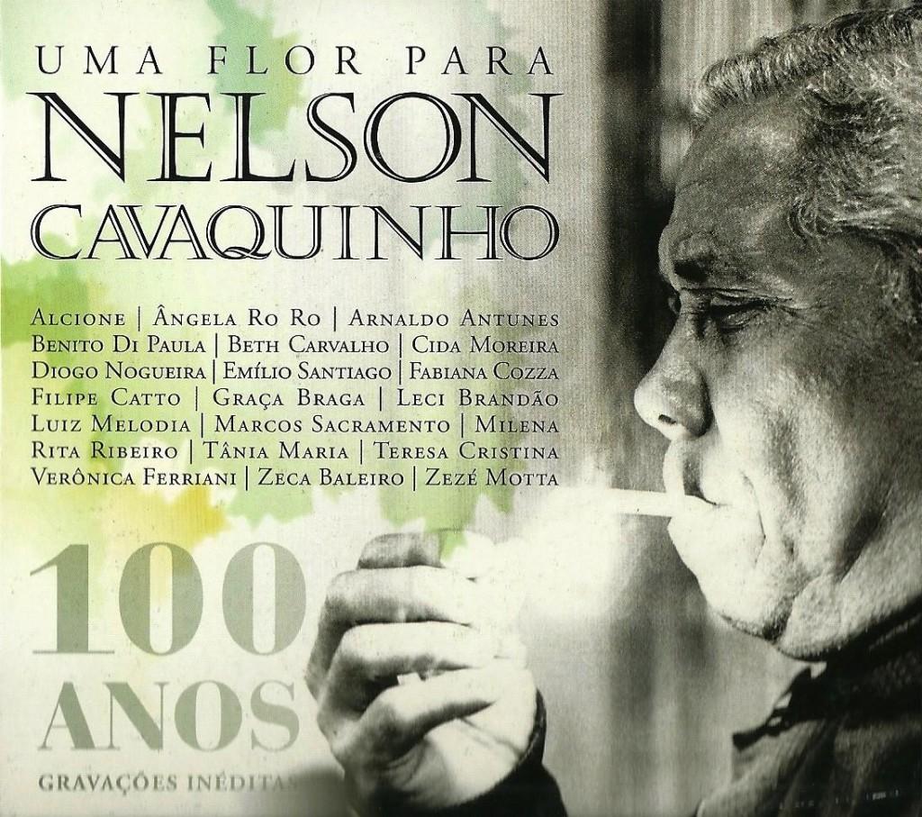 Zezé Motta em Uma Flor Para Nelson Cavaquinho