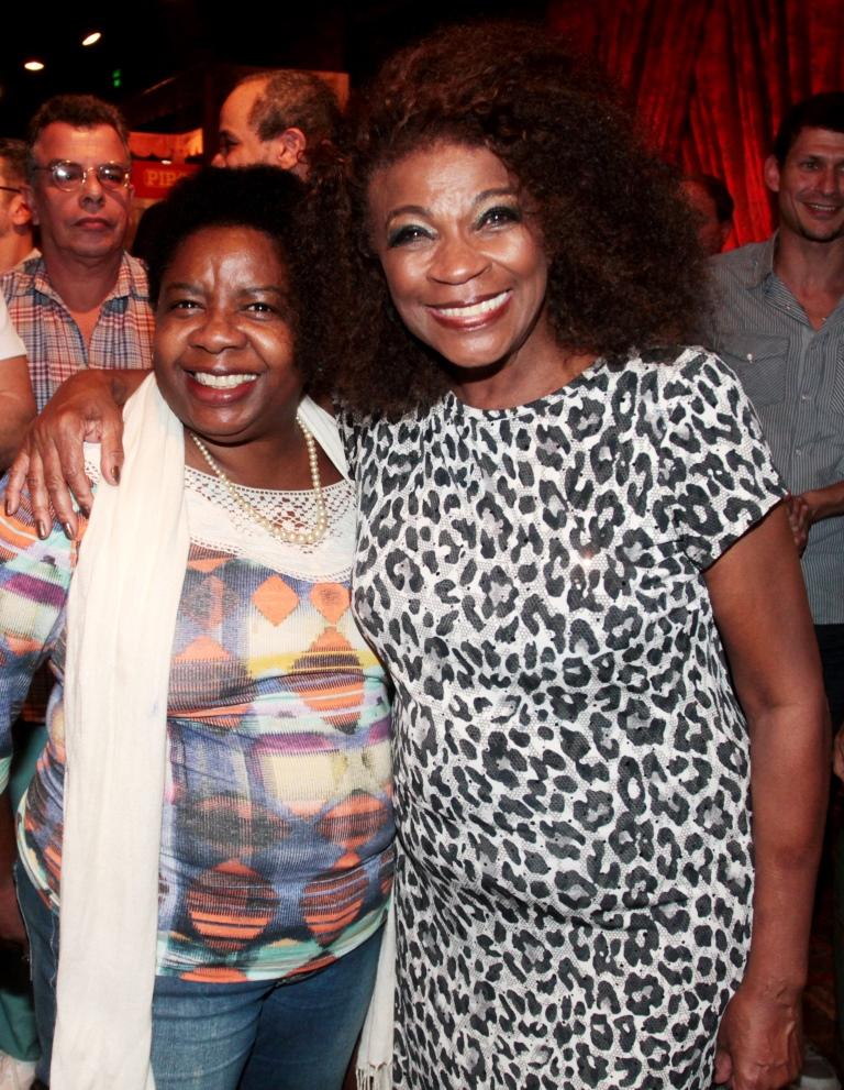 Zeze Motta e Mariah da Penha