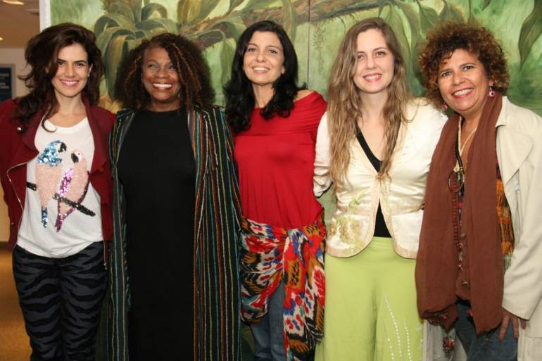 Mariana Aydar, Zezé Motta, Mônica Feijó, Roberta Nistra e Rita Benneditto vão dividir palco com Karynna Spinelli no FIG