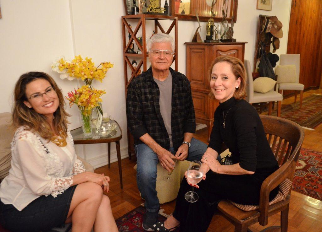 Ursula Corona, Ginaldo de Souza e Ana Botafogo