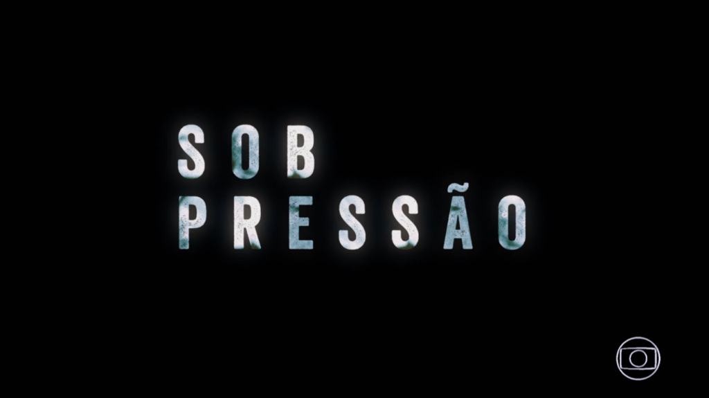 Zezé Motta em Sob Pressão, na Globo