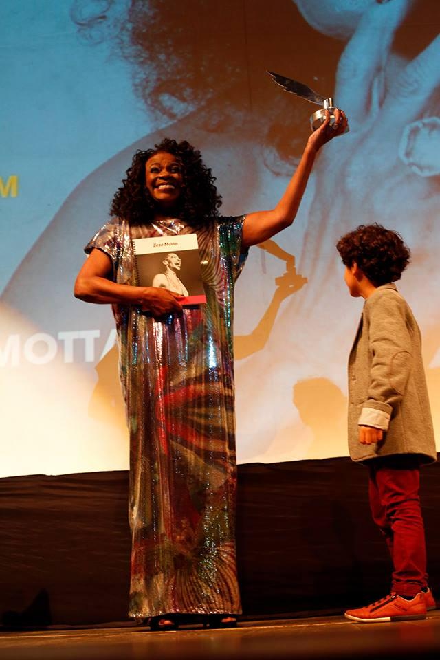 Zezé Motta | Festival de Cinema de Vitória