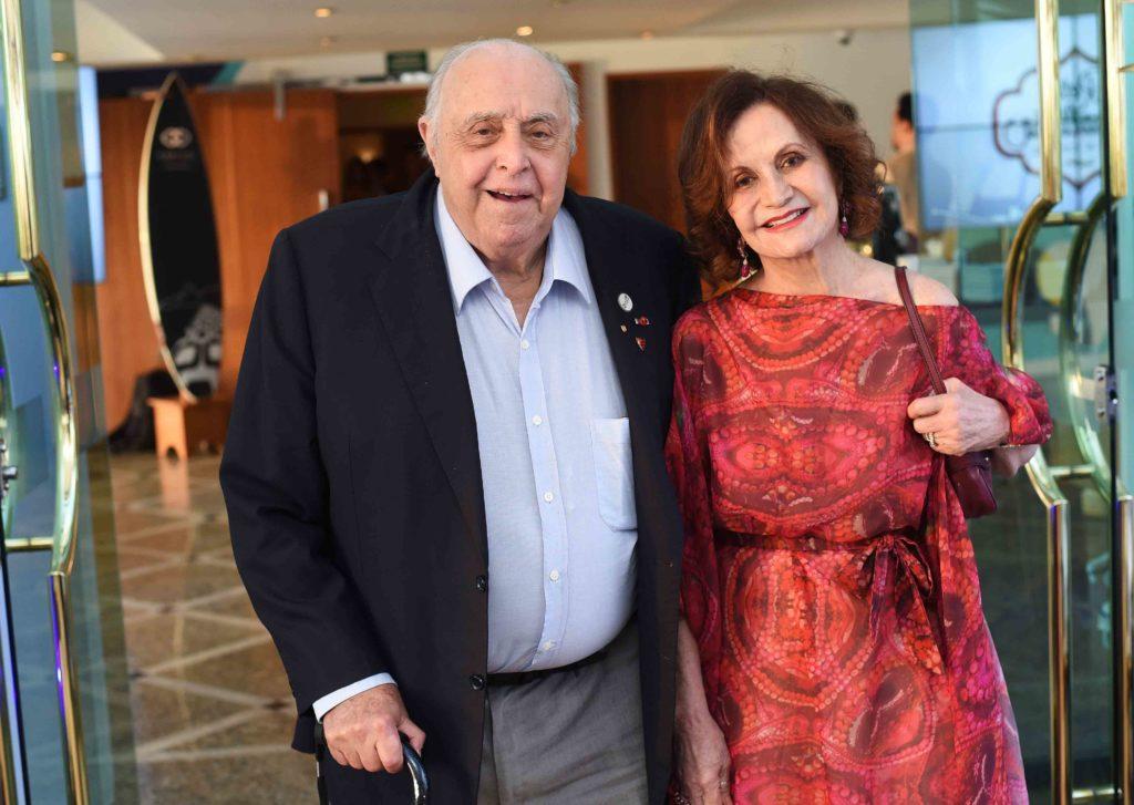Mauro Mendonca e Rosamaria Murtinho | Foto: Ari Kaye