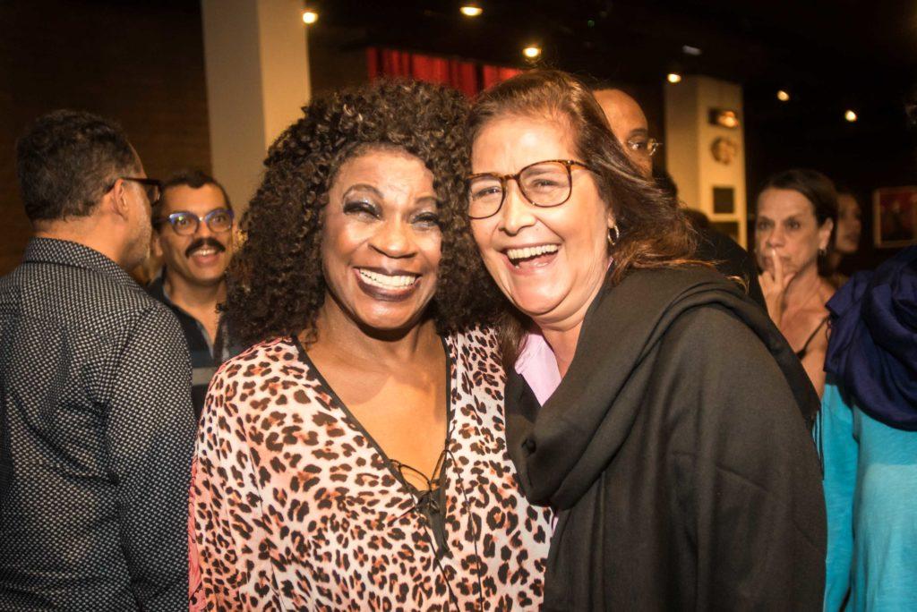 Zezé Motta e Joana | Foto: Mariama Prieto
