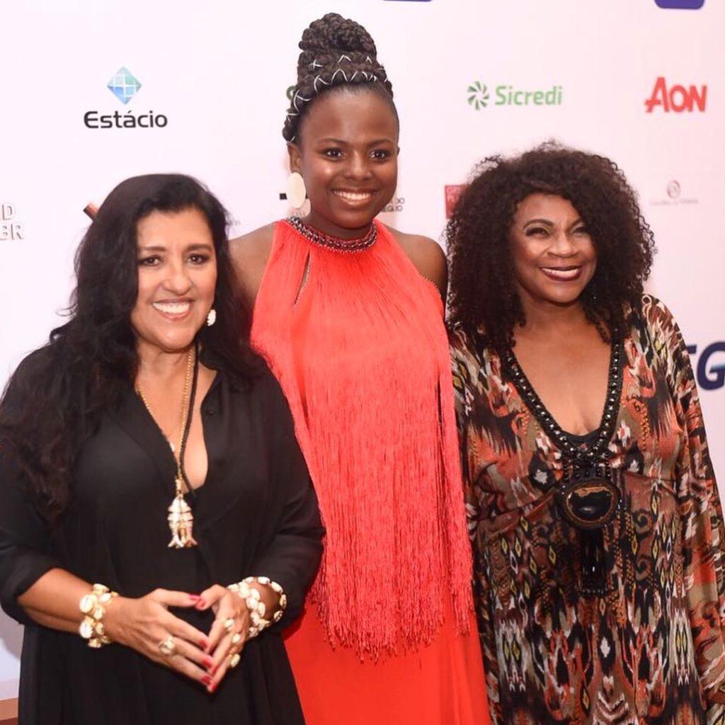 Regina Casé, Luana Genot e Regina Casé | Foto: Ari Kaye