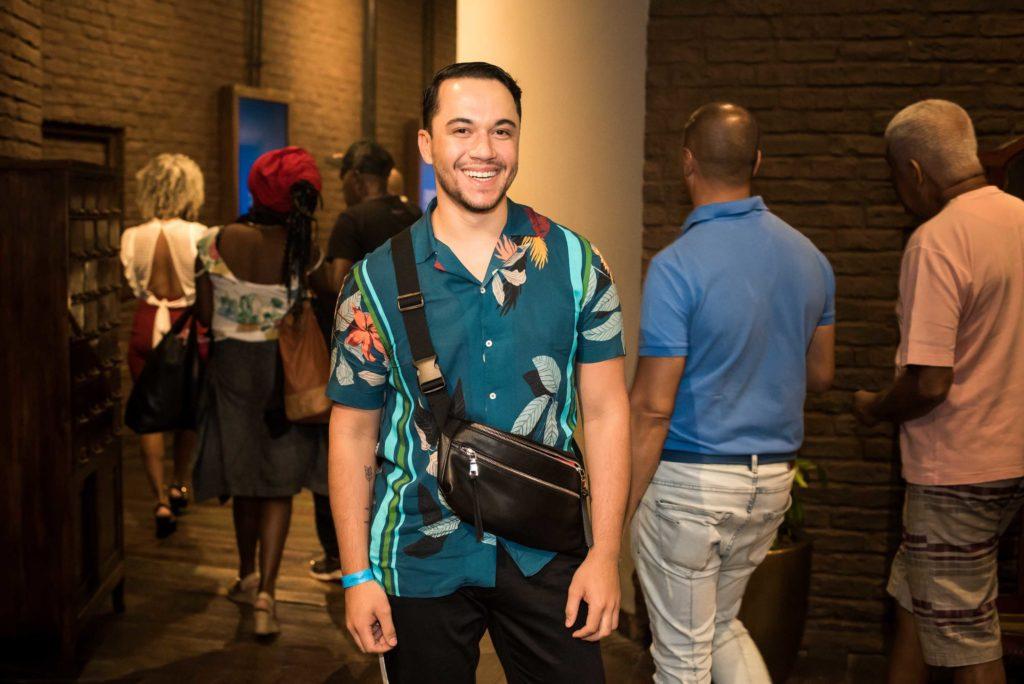 O promoter Vinicius Belo | Foto: Mariama Prieto