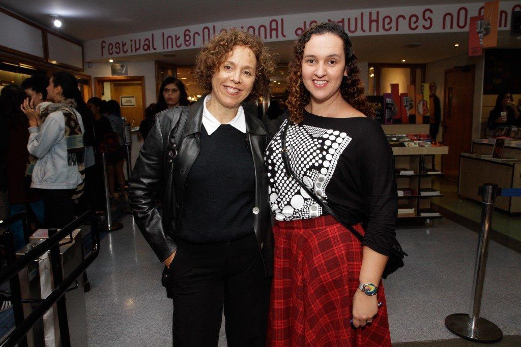 Sofia Carvolhosa e Renata Martins