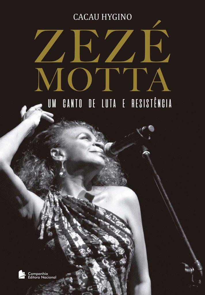 Capa - Zezé Motta - Um Canto de Luta e Resistência