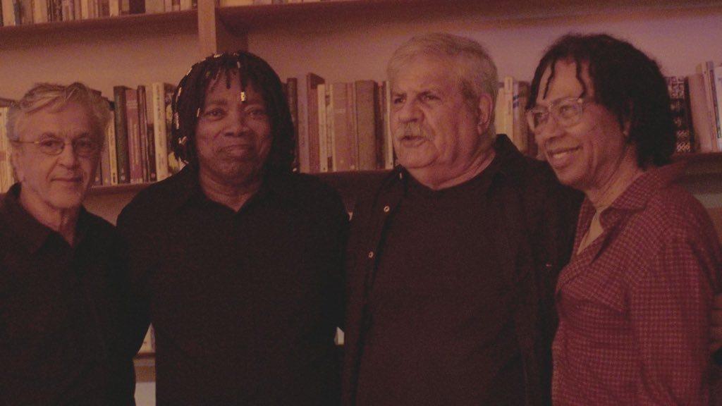Caetano, Milton, Dori e Djavan | Foto: Reprodução