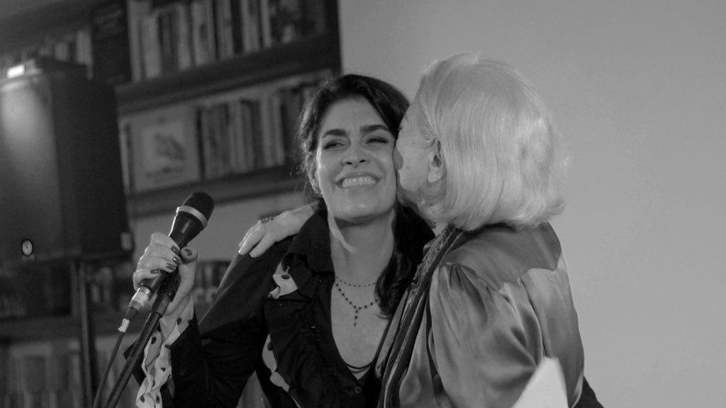 Paula Lavigne e Fernanda Montenegro | Foto: Reprodução
