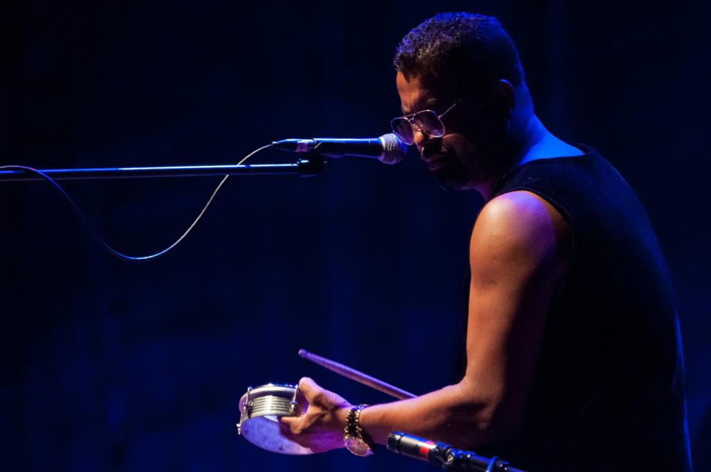Cristiano Moreno no Show Divina Saudade de Zezé Motta | Foto: Ariel Cavotti