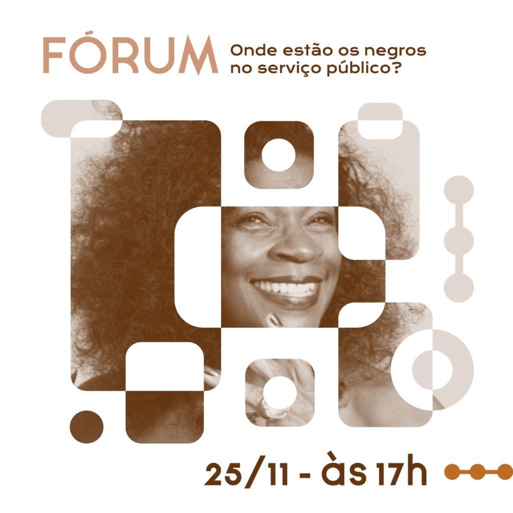 Zezé Motta Fórum Onde Estão os Negros no Serviço Público