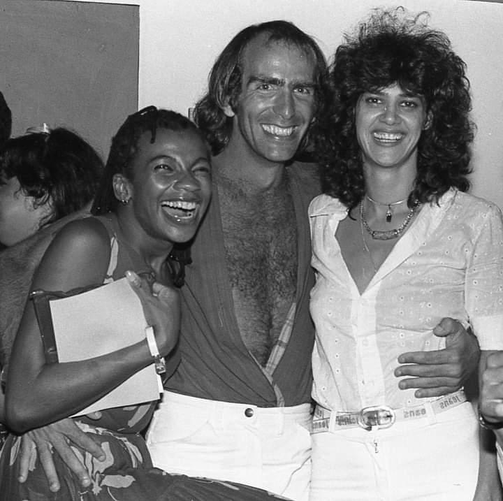 Zezé Motta, Eduardo Conde e Simone | Foto: Thereza Eugêia